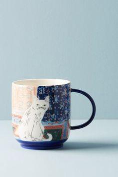 Anthropologie Best-Loved Mug