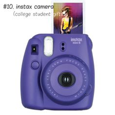 Popular Instax Camera to capture her college life (birthday gifts for college girls)
