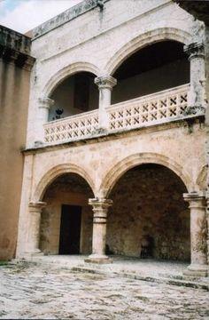 Museum of Royal Dynasties. Santo Domingo, DOMINICAN REPUBLIC