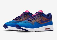 Multi-Color Hits The Nike Air Max 1 Flyknit #thatdope #sneakers #luxury #dope #fashion #trending