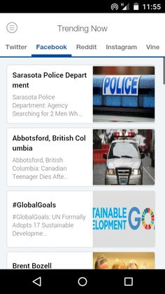 Top trends in this hour on #Facebook (Worldwide) #SarasotaPoliceDepartment #AbbotsfordBritishColumbia #GlobalGoals #BrentBozell Get #trendstoday app for more updates.