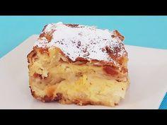 SECRETUL CELEI MAI BUNE PLACINTE CU IAURT - YouTube Romanian Food, Romanian Recipes, Apple Pie, Lasagna, Yogurt, French Toast, Mai, Breakfast, Ethnic Recipes