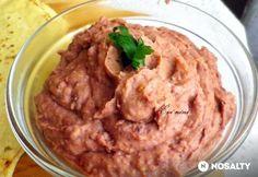 Vörösbabpüré Mashed Potatoes, Meat, Chicken, Ethnic Recipes, Food, Whipped Potatoes, Smash Potatoes, Essen, Meals
