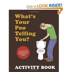 What's Your Poo Telling You?: 20 Unfortunate Book Titles! www.easyreadsystem.com