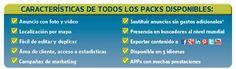 Las características principales de Alquilar en España: