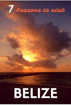 7 Reasons to visit Belize - Gemma Jane Adventures