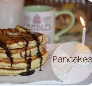 Enjoy breakfast this weekend by making this recipe for pancakes
