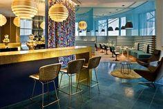 Decoración y diseño de #restaurantes