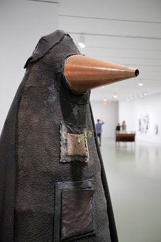 Burlap Covered Head [The Equal of God by Thierry de Cordier] | Flickr: partage de photos!