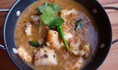 Felicity's perfect Goan fish curry