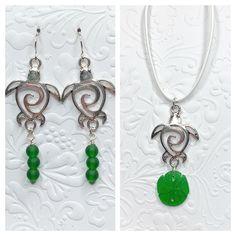 Ladybug Jewelry, Pendant Necklace, Drop Earrings, Drop Earring, Drop Necklace