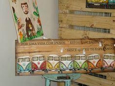 Placa Kombi