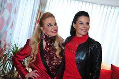 Brunete Fraccaroli e Mylla Christie