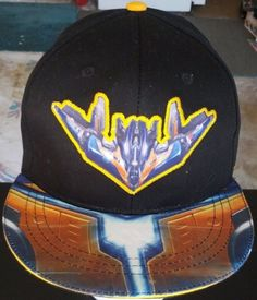0b96cce1b82 Details about Marvel Guardians Of The Galaxy Milano Hat Cap Snapback Comic  Book Movie NWOT NEW