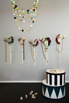 Bildresultat för cirkustema barnrum