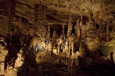 Cathedral Caverns in Grant, Alabama - Huntsville Day Trips