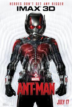 蟻俠/蟻人(Ant-Man)poster