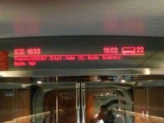 Eine Bahnfahrt die ist lustig, eine Bahnfahrt die ist schön...