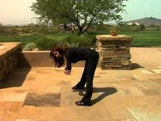 Golf For Her : Yoga for Golfers: Warm Up Your Back Before Golf