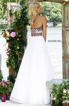 Sherri Hill Prom Dresses 2016 Style 50075