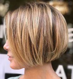 Very Short Bob Hairstyles, Haircuts For Fine Hair, Short Bob Haircuts, Textured Bob Hairstyles, Short Bob Cuts, Bob Haircuts For Women, Short Length Hairstyles, Short Bob With Layers, Short Hair Cuts For Women Bob