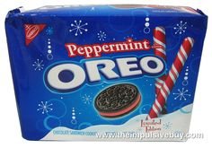 Limited Edition Peppermint Oreo
