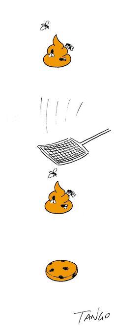 Funny drawings, comics, illustrations by Shanghai Tango - 34