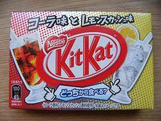 Cola & Lemon Squash Kit Kat