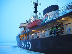 Icebreaker Sampo, Kemi / Finland