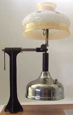 Coleman US lamps before mid-1920's