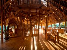 Stunning All Bamboo House By River, Bali - 20 Airbnbs You HAVE To Stay In At Some Point In Your Life