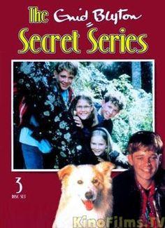 Энид Блайтон: Секретная книга / Загадочные истории Энид Блайтон / 1 сезон / The Enid Blyton Secret Series