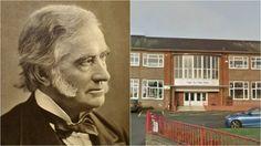 Syr Huw Owen 1804 - 1881 Caernarfon