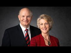 Elder Dale G. Renlund of the Quorum of the Twelve Apostles and his wife, Sister Ruth L. Renlund, speak at the worldwide devotional for young adults. Church News, Lds Church, Latter Days, Latter Day Saints, Mormon Channel, Lds Youth, Brigham Young University, Relief Society, Sisters