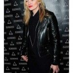 Kate Moss attends the Eleven Paris birthday party