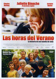 Las horas del verano (2008) Francia. Dir.: Olivier Assayas. Drama. Familia - DVD CINE 2130