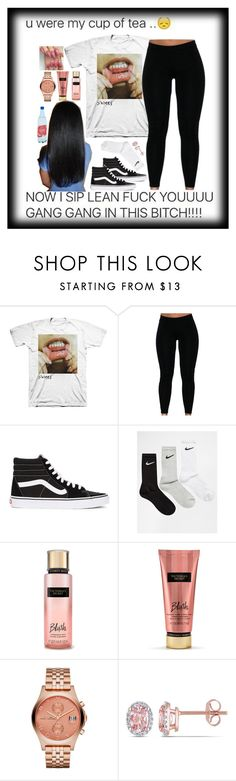 """I was wrong about you."" by the-after-party ❤ liked on Polyvore featuring Vans, NIKE, Victoria's Secret, Marc by Marc Jacobs and Miadora"