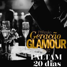 Alô Glamour girls! É oficial: começou nossa contagem regressiva para a festa mais glamourosa da temporada. O Geração Glamour 2017 premiará as mulheres que mais brilharam no ano passado. A festa acontece no dia 9 de março em São Paulo. Por aqui já estamos no clima relembrando os melhores momentos das outras edições. Aperte o play! #prêmiogeraçãoglamour  via GLAMOUR BRASIL MAGAZINE OFFICIAL INSTAGRAM - Celebrity  Fashion  Haute Couture  Advertising  Culture  Beauty  Editorial Photography…