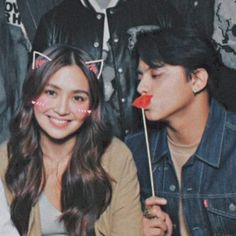 Daniel Padilla, Kathryn Bernardo, Ulzzang Girl, Jennie, Cute Couples, Blue Hearts, Relationship, Aesthetic Wallpapers, People
