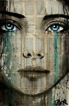 Loui Jover - Beyond the Blue