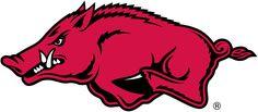 Arkansas Razorbacks Alternate Logo - NCAA Division I (a-c) (NCAA ...