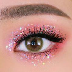 Kawaii Makeup, 80s Makeup, Cute Makeup, Glam Makeup, Pretty Makeup, Makeup Inspo, Eyeshadow Makeup, Makeup Art, Makeup Cosmetics