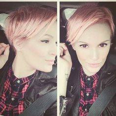 Mónika Robinson Short Hairstyles - 1