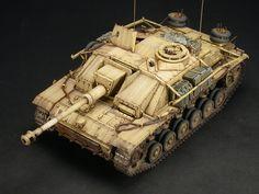 Tamiya StuG III ausf.G (1/48) by Pat Johnston