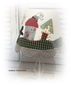 Sabela Patchwork Lampshades, Patches, Quilts, Tenerife, Crafts, Home Decor, Ideas, Scrappy Quilts, Tela
