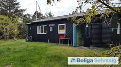Bjerghuse 123, 6990 Ulfborg - Yderst velbeliggende fritidshus tæt på Vesterhavet, fjord og skov #fritidshus #sommerhus #ulfborg #selvsalg #boligsalg #boligdk