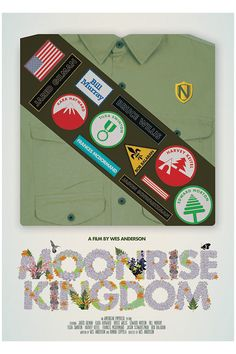 Moonrise Kingdom (Artwork by Needle Design & Illustration)