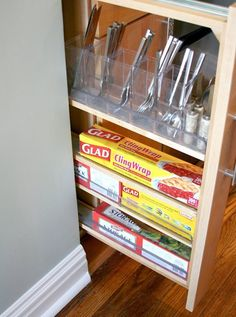 7 Ways Slim Storage Saves the Day — Small Space Solutions | Apartment Therapy