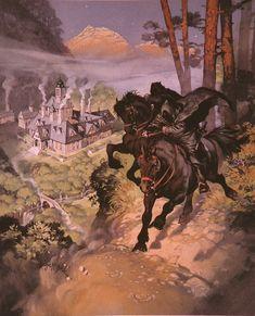 Rivendell ~ Angus McBride.