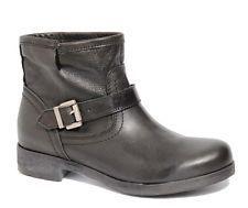 Marque a sus amigos para que puedan verlo. Ital señora zapatos de piel ovye by cristina Lucchi Cowboy Boots Biker botines: 139,90 EUREnd…